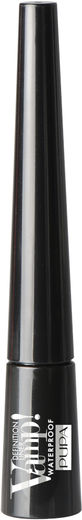 Vamp! Definition Liner Waterproof 001 Glossy Black