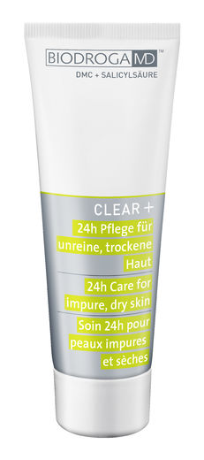 Clear+ 24h Care For Impure Dry Skin