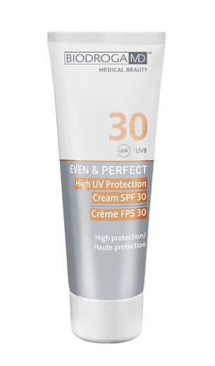 High UV-Protection Face Cream SPF 30