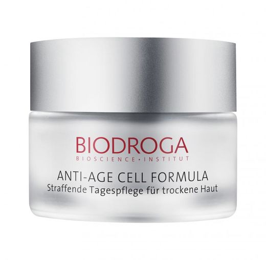 Anti-Age Cell Formula Day Care For Dry Skin