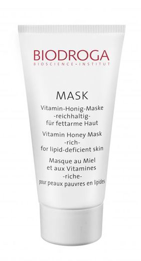 Vitamin Honey Mask