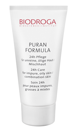Puran Formula 24h Care For Impure/Oily Skin